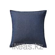 Чехол на подушку, классический синий ОРМКАКТУС фото