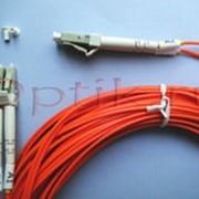 Шнур оптический 2MM, 50-LC-LC, PC, 1.0м фото