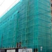 ЗУС защитные улавливающие системы, фасадные сетки. фото