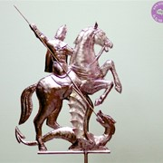 Флюгер Георгий Победоносец арт. 0104005 фото