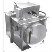 Клапан огнезадерживающий КОЗ фото