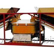 Мобильный бетонный завод БСУ-20 фото
