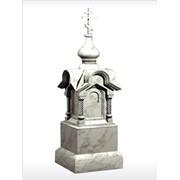 Образец скульптуры часовни фото