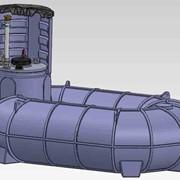Емкости для подземного хранения дизельного топлива фото