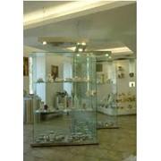 Уплотнители для витринных стекол фото