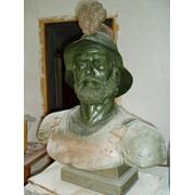 Скульптура, фигуры, изготовление на закакз фото