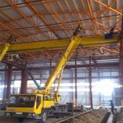 Экспертиза в области промышленной безопасности, обследование и ремонт грузоподъемных механизмов и др. фото