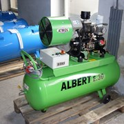 Компрессор винтовой Atmos Albert E30 (0,4 куб.м/мин) фото