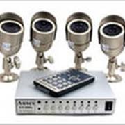 Систем охранного телевидения фотография