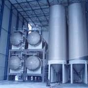 Монтаж трубопроводов для пищевого производства из нержавеющей и черной стали фото
