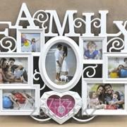Фоторамка Family фото
