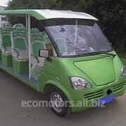 Электроавтобус VOLTECO GW14 фото