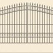 Ворота Впк-01 фото
