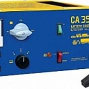 Зарядное устройство автоматическое СА 350 для свинцовых батарей емкостью 40-350 Ач фото