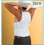 Корректор осанки ортопедический модель 1070 фото