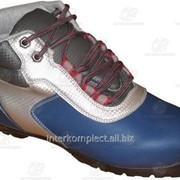 Лыжные ботинки, размер 45 фото