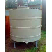 Емкости технические, ванны гальванические, емкости для пищевых продуктов. Объем от 1 м.куб. до 80 м.куб. фото