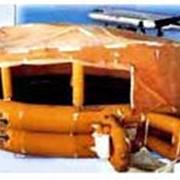 Плот спасательный авиационый ПСН-25/30 фото