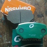 Колодки G-brake GP-03146 фото