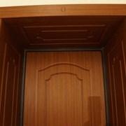 Установка дверей. фото