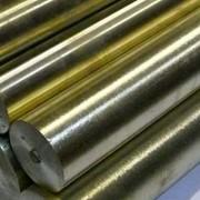 Пруток бронзовый БрХ1 фото