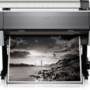 Принтер широкоформатный epson Stylus PRO 9890 Spectroproofer (А0) фото