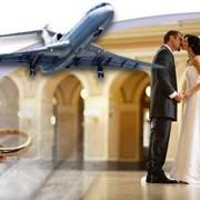 Организация свадебных путешествий, свадебные туры фото