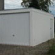 Гаражи бетонные монолитные фото
