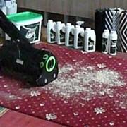 Сухая чистка ковров фото