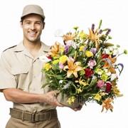 Услуги по Доставке цветов фото