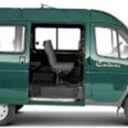 Микроавтобус ГАЗ-22171 фото