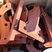 Рычаги бетоносмесителя  РБУ JS500 фото