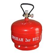 Баллон газовый ВТ-3 7,2 л туристический фото