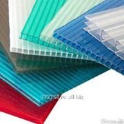 Лист поликарбонатный сотовый 4 мм Novoglass прозрачный 12х2,1м