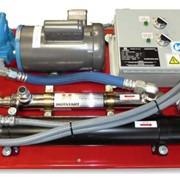 Система подогрева охлаждающей жидкости и дизельного топлива фото