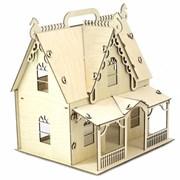 Развивающая игра Кукольный домик Усадьба фото