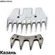 Ножи 9 зуб. для машнки стрижки овец - много видов фото