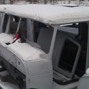 Каркас кабины 4320-5000007 (с дверьми, не грунтованный) фото