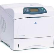 Аренда сетевого лазерного принтера фото