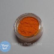 Краситель пищевой Цветочная пыльца Темно-оранжевый, код 47 фото