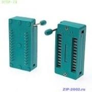 Панелька для микросхемы SCZP-24 фото