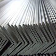 Уголок алюминиевый равнополочный АМГ5 20х3 фото
