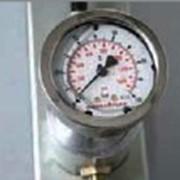 Манометр высокого давления фото