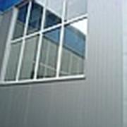 Тонировка окон зданий, офисов, витрин, балконных рам