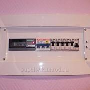 Монтаж и ремонт электропроводки фото