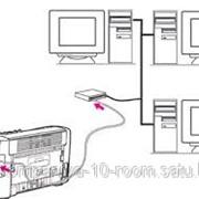 Установка локального/сетевого принтера/сканера/факса фото