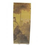 Панно из бамбука с рисунком в асс. В инд. Упак. (35*90) (уп.80) 8616 53309(ver.1) фото