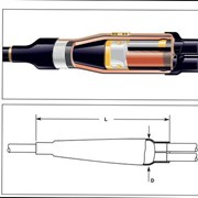 Муфта ответвительная EPKB-12A/1XU-2XU фото