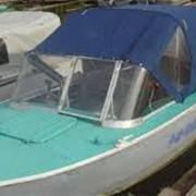 Изделия из оргстекла для судов, вертолетов, лодок фото