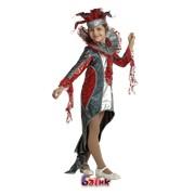 Детский карнавальный костюм Змея Горгона фото